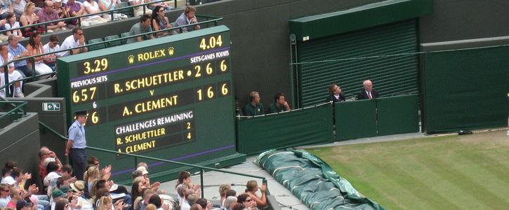 pari sportif tennis